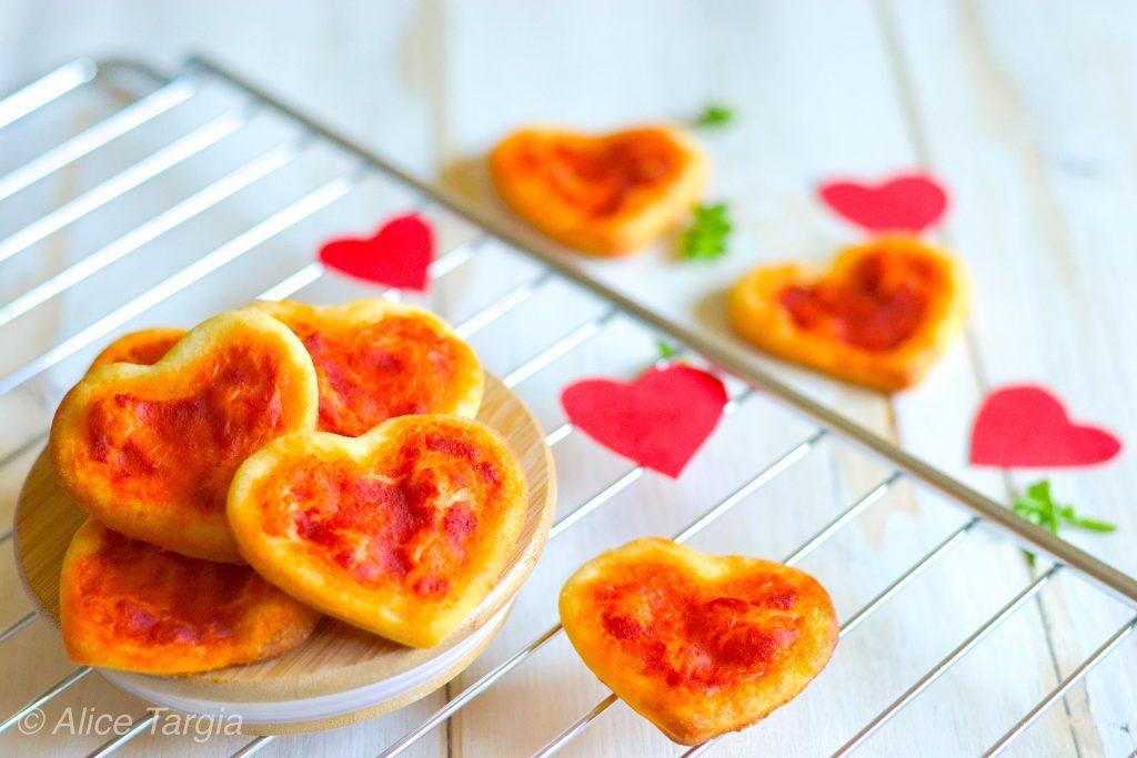 Dolci Da Credenza Alice Ricette : Pizzette senza lievitazione ricetta facile e veloce sinceramente