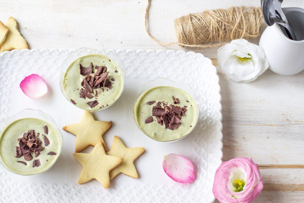 Dolci Da Credenza Alice Ricette : Gelato al tè matcha senza gelatiera sinceramente alice