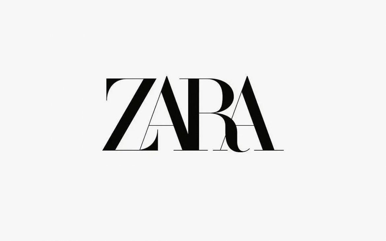 Zara cambia logo